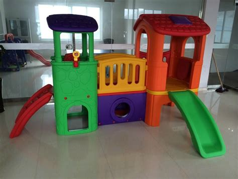 Toddler Playhouse With Slide. Latest Awesome Swingsets For