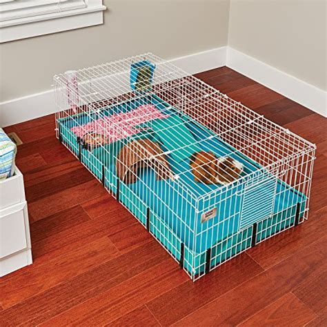 Guinea Habitat? Guinea Pig Cage & Accessories by Midwest