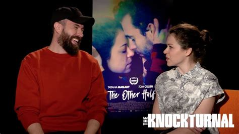 tom cullen the other half exclusive tatiana maslany and tom cullen talk the other