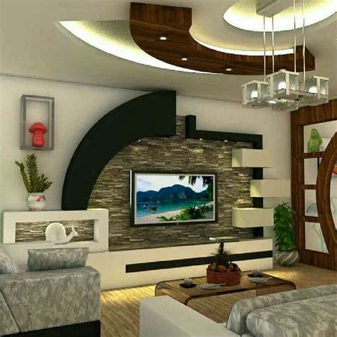 dhoma e dites ceiling design bedroom living room