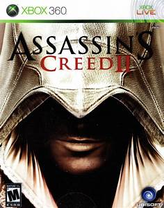 Assassins Creed II The Master Assassins Edition Xbox 360 Game