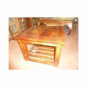 Petite Table Basse : petite table basse bahamas ~ Teatrodelosmanantiales.com Idées de Décoration