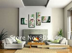 Decorating an office with wall artwork interior design