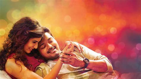 Samantha Vijay Tamil Movie Wallpapers