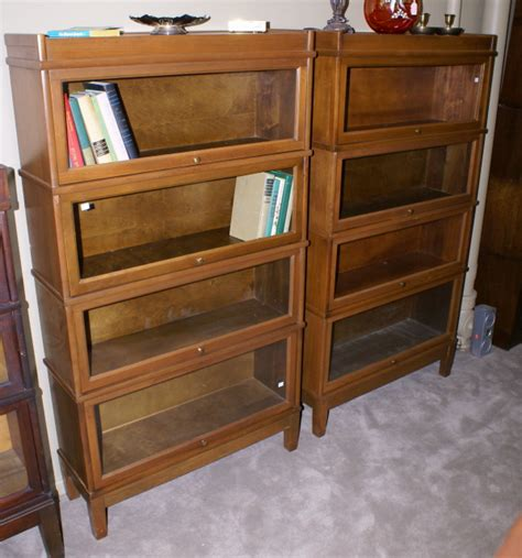 build diy barrister bookcase  sale ontario  plans