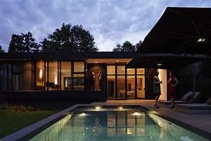 Meilleure Orientation Maison : maison contemporaine avec piscine et patio lode architecture ~ Preciouscoupons.com Idées de Décoration