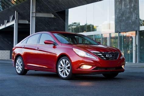 2011-2012 Hyundai Sonata, 2009-2011 Hyundai Accent