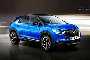 Ds 3 Crossback : ds 3 crossback suv on the way carbuyer ~ Medecine-chirurgie-esthetiques.com Avis de Voitures