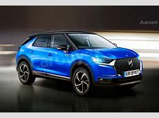 DS 3 Crossback SUV on the way Carbuyer