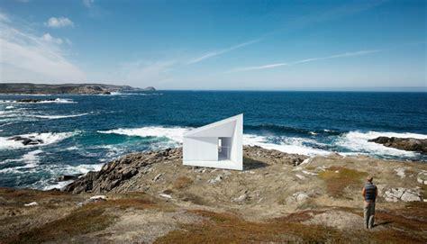 saunders architecture: fogo island studios