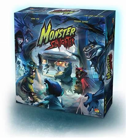 Slaughter Monster Board Fun Ankama