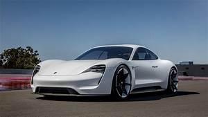 Wallpaper Porsche Taycan, Electric Car, supercar, 2020 ...  Porsche