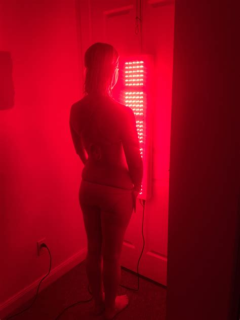 red light therapy bed reviews joovv red light therapy full body treatment