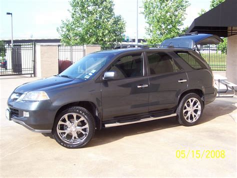 jahrell 2004 acura mdx specs photos modification info at