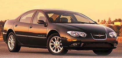 1999 Chrysler 300m Mpg by 1999 Chrysler 300m Road Test Motor Trend