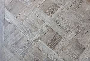 parquet versailles leached gray oak parquets de With grey parquet flooring