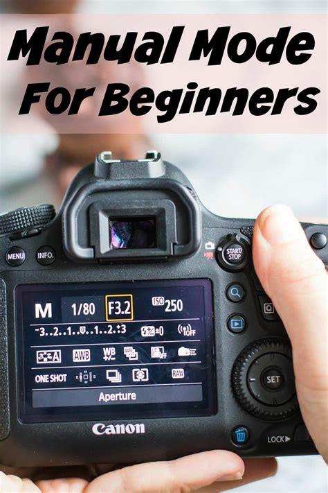 dslr manual mode  beginners  britnell