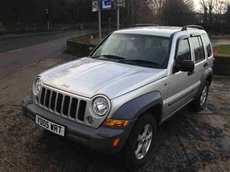 jeep cherokee sport 2005 jeep cherokee 2 4 sport 2005 very low mileage car for sale