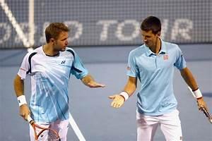ATP Queen's: Novak Djokovic and Stan Wawrinka lose doubles ...