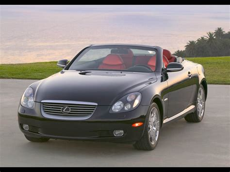 lexus cars 2006 2006 lexus sc pebble beach edition review gallery top