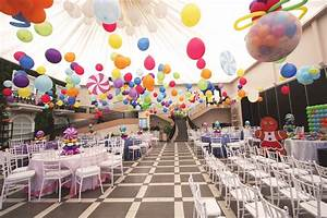 Caleb's Candyland Birthday – Hanging Gardens Events Venue