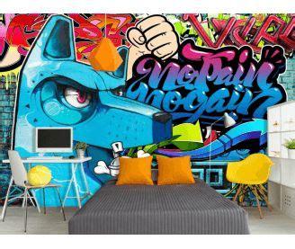 Tapisserie Tag Graffiti by 25 Best Ideas About Papier Peint Graffiti On