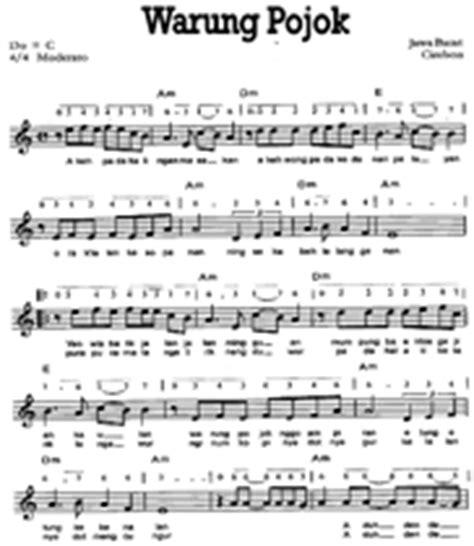lirik lagu sirih kuning beserta not nya maret 2011