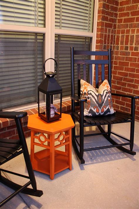 25 best ideas about fall front porches on