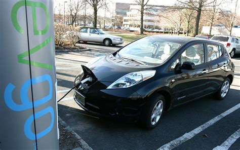 Number One Electric Car by Number Of Electric Car Charging Outlets Will This