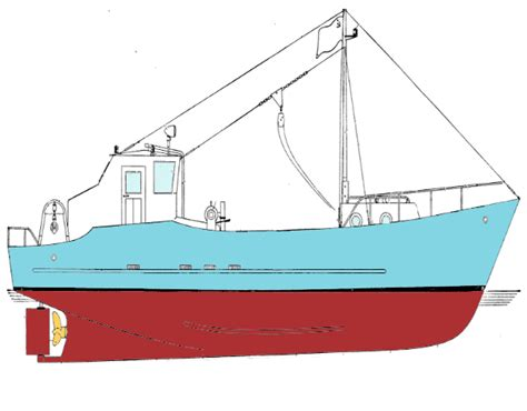 Fishing Boat Plans by Fishing Boat Plans Archives Free Ship Plans