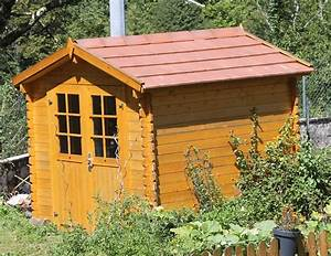 Toiture Abri De Jardin Castorama : montage abri de jardin la suite le toit en tuile un ~ Dailycaller-alerts.com Idées de Décoration