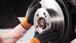 Disques De Frein : changer disques de frein arri re et plaquettes de frein mercedes benz c w204 tutoriel autodoc ~ Medecine-chirurgie-esthetiques.com Avis de Voitures