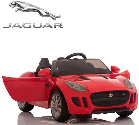 Jaguar F-type Ride On Luxury Sports Car With 2.4g Remote
