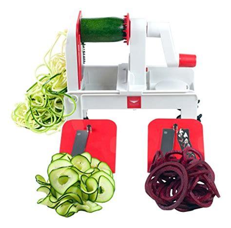 paderno cuisine tri blade spiral vegetable slicer paderno cuisine folding spiral vegetable slicer