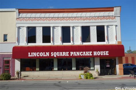 lincoln square pancake house information about greenfield indiana