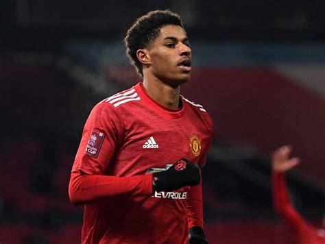 Marcus Rashford injury: Manchester United striker passed ...