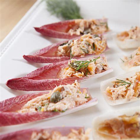 m canapes nugget markets smoked salmon salad canapés recipe