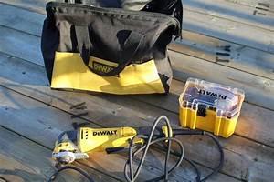 DeWALT DWE315 Oscillating Multi-Tool - Better Late Than