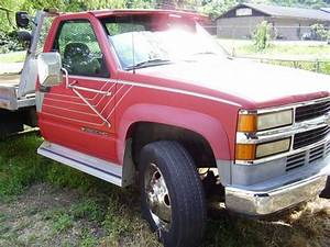 Find Used 1995 Chevrolet 3500hd Rollback Car Hauler Tow