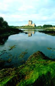 Dunguaire Castle Galway Ireland