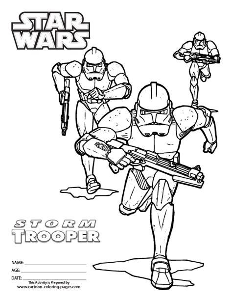 Clone Trooper Kleurplaat by Stormtrooper Coloring Pages Coloring Home