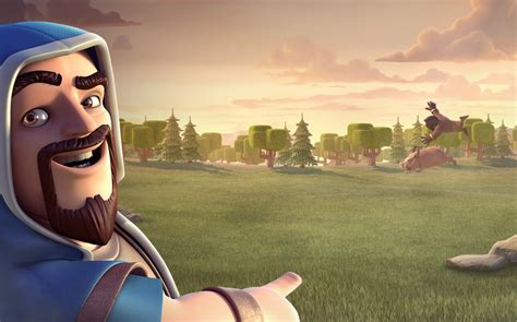 Big September Update Coming For Clash Of Clans  Tnh Online