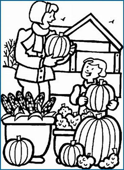 Coloring Fall Activity Village Benefit