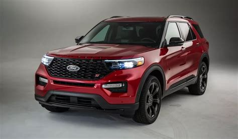 ford explorer price specs redesign release date