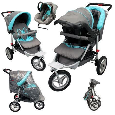 poussette combine siege auto poussette 3 roues combiné 2 en 1 poussette siège auto