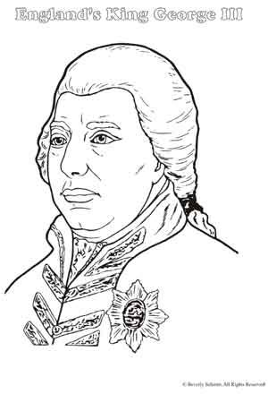 King george iii clipart - Clipground