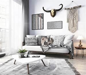 tour dhorizon des meilleures idees de decoration murale salon With decoration murale moderne salon