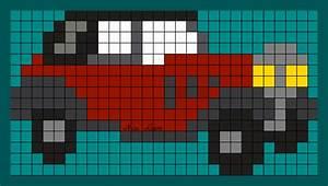 Pixel Art Voiture Facile : pixel art voiture ~ Maxctalentgroup.com Avis de Voitures