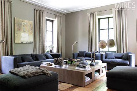 meuble de bureau moderne séjour carré c0074 mires