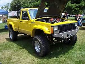 Yes Please  Comanche With Cummins Diesel Engine